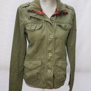 Fox  Utility Jacket Army Green